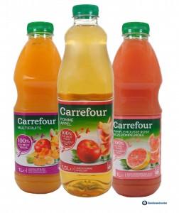 lot nouveau packaging carrefour
