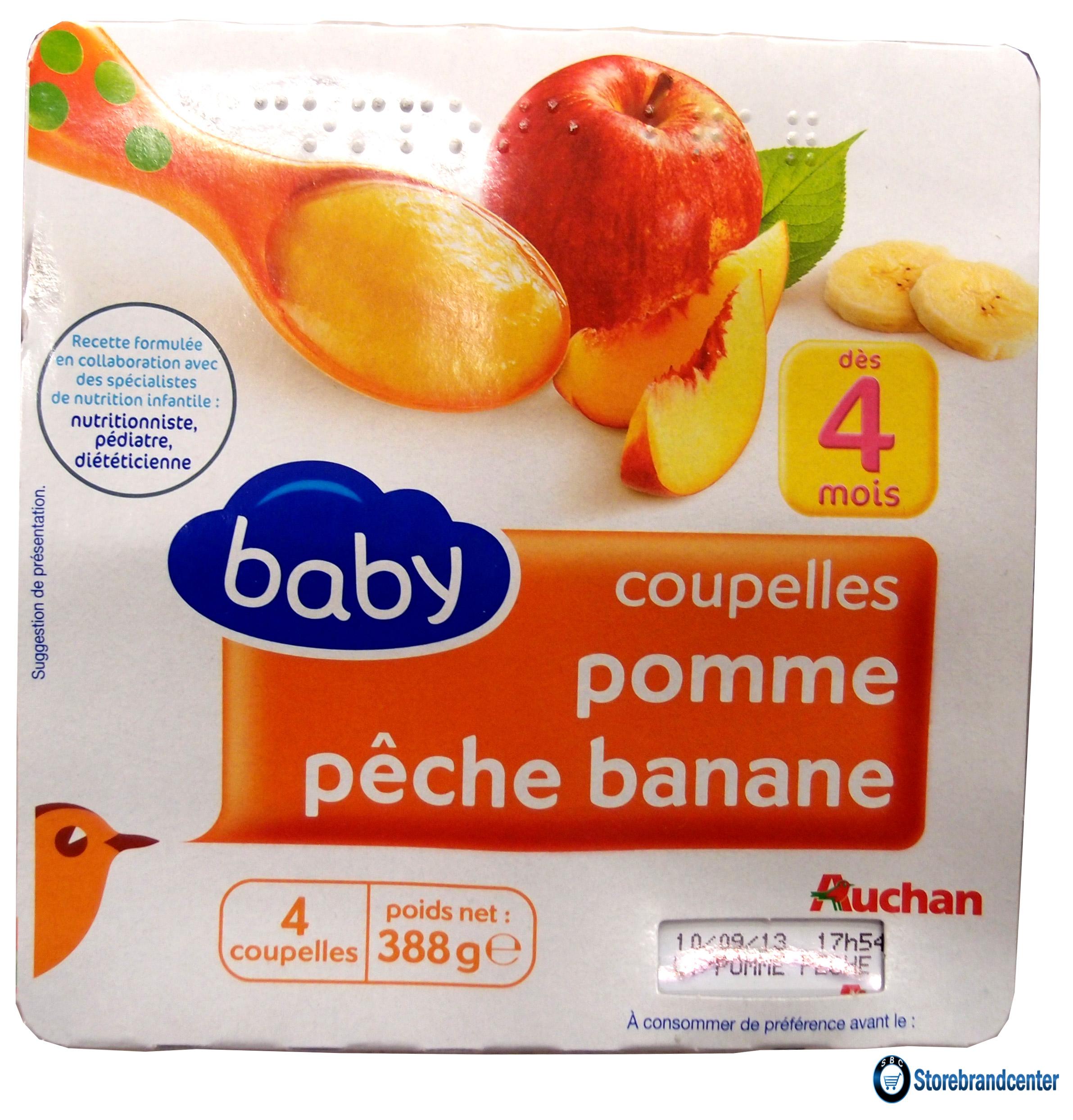 Lancement d'Auchan Baby en février 2008 - StoreBrandCenter