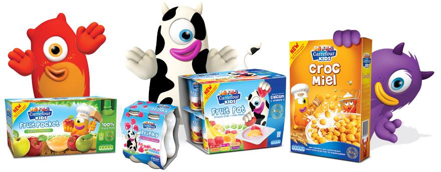 f63e137c168f Carrefour Kids continue de développer des produits Yogolo ...